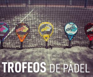 Trofeos De Pádel